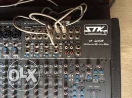 Mixer STK Professional audio 32ch