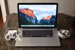 Apple Macbook Pro 15 inch 2015