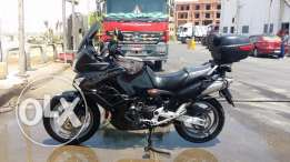 Honda Varadero Model 2003 fully loaded