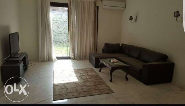 Fully furnished duplex for rent in Casa beverlly hills الشيخ زايد -  1