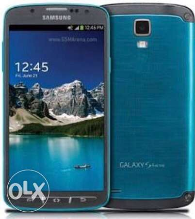 s4 active used for 3 days only !