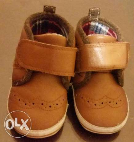 Mothercare shoes used جزمه مذركير