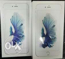 New iphone 6s plus 64 and 128
