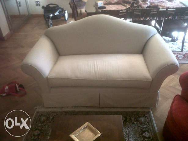 Sofa two seats NEW القاهرة -  2