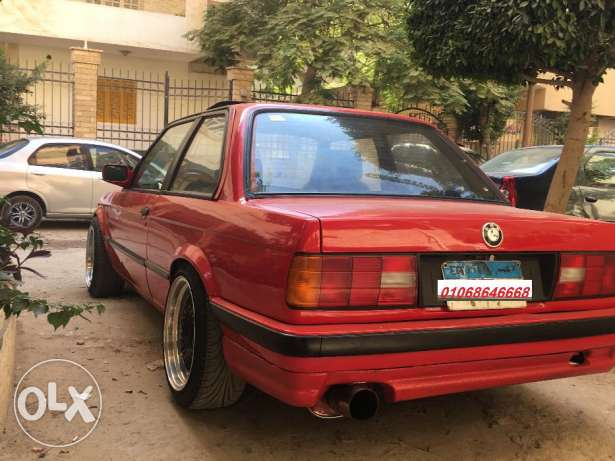 BMW E 30 Coupe 6 أكتوبر -  4