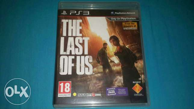 .. the last of us ..