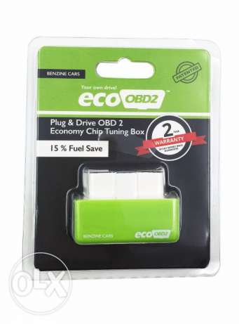 EcoOBD2 Benzine Car Chip 2017 | موفر بنزين 2017