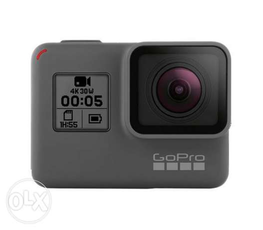 GoPro Hero 5 Black - 12 MP, 4K Action Camera