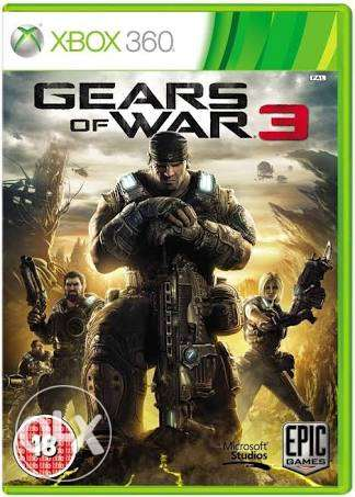 Gears of war 3 for Xbox 360 USA