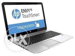 HP ENVY Touch screen 15.6 Core i7