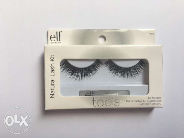 Dramatic Lash Kit-Black ELF USA Professional الشيخ زايد -  3