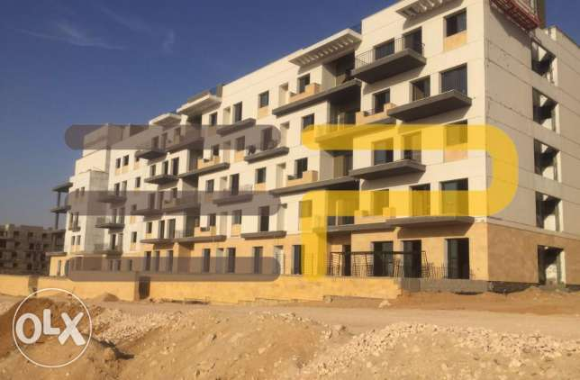 east town sodic 216 sqm apartment plus 123 sqm garden 19AH02 القاهرة الجديدة -  2