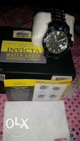 "Invicta original watch ""New"""