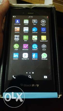 blackberry z3 كسر الزيرو