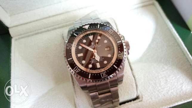 Rolex Sea-Dweller Black Dial