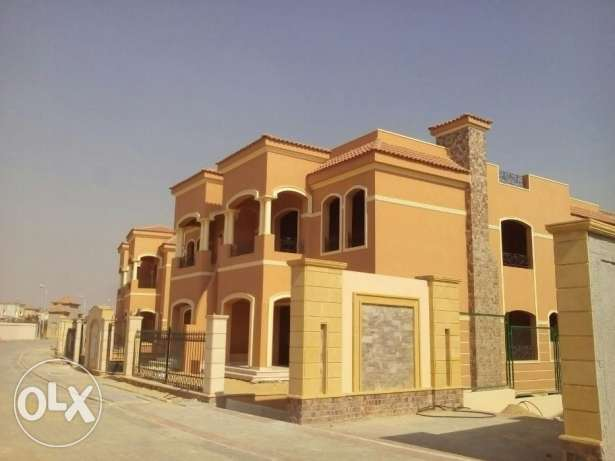 New cairo _Twin house for sale_ Emerald Park Compound القاهرة الجديدة -  2