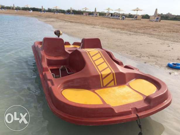 In Hurghada for sale catamaran, second hand, made in Germany, 3,5 CC الغردقة -  7