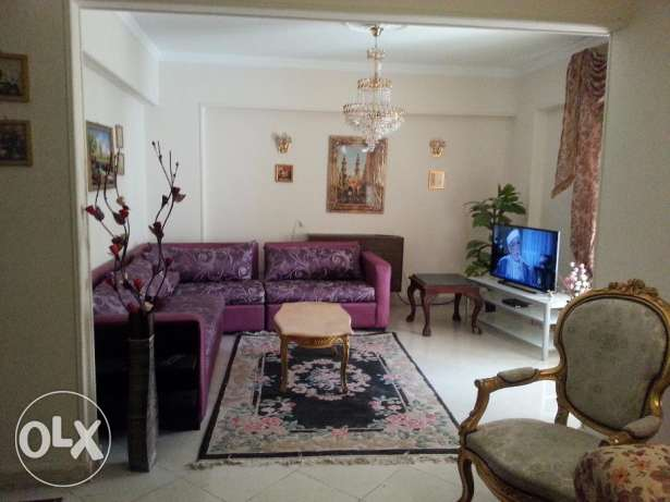 For rent full appliances flat new furniture in a good condition القاهرة -  6