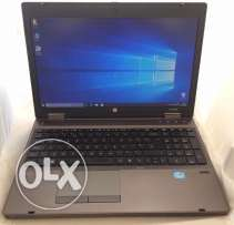 "فرصة وارد أمريكا HP ProBook 15.6"" Intel Core i5 3.20GHz / 4GB / 750GB"