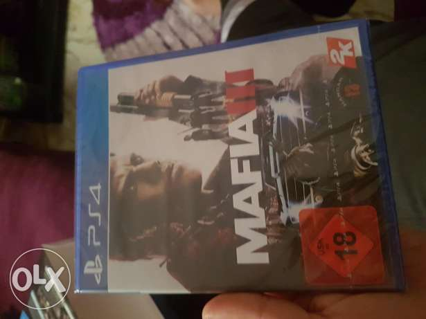 mafia 3 cd ps4
