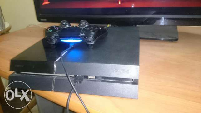 Ps4 1TB Used