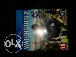 Watch dogs 2 arabic ps4 game