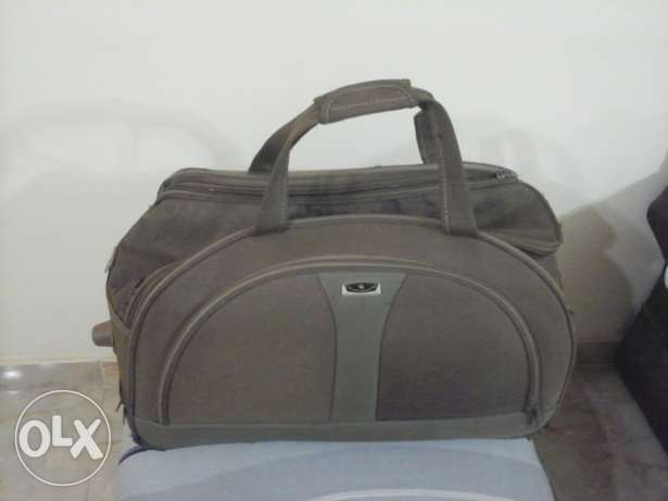handbag with trolley شيراتون -  1