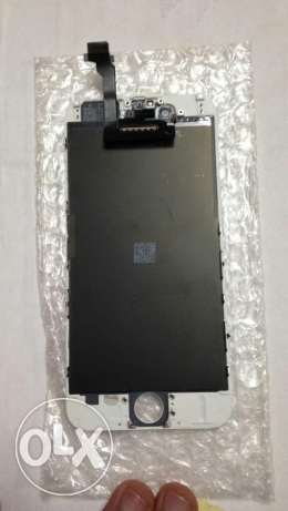 Original iPhone Six white screen شبرا -  2