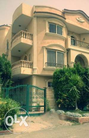 Showayfat North villa for sale at New Cairo