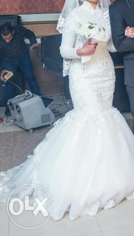 Wedding dress الهرم -  2
