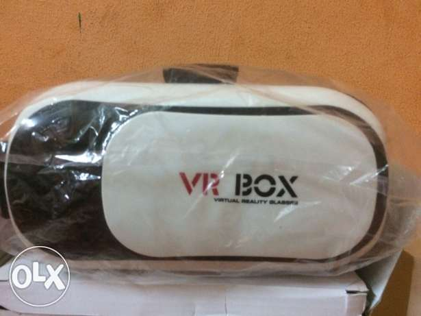 Vr box for salle new حلوان -  1
