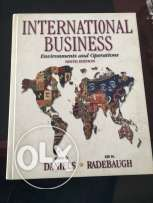 كتاب international business الأصلي