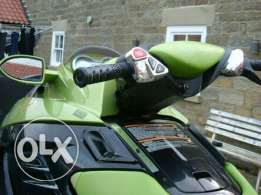 Seadoo RXT almost new