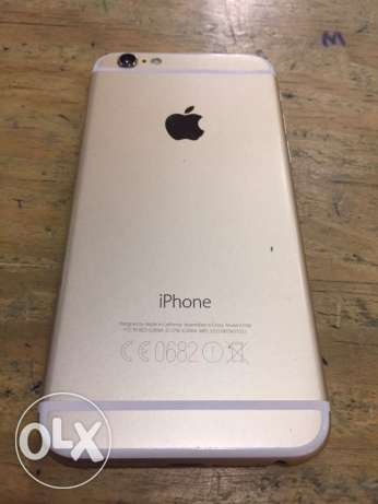 iPhone 6 gold (64 Giga) For Sale