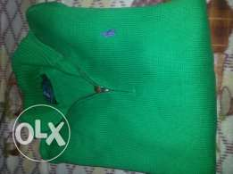 Original polo pullover size small