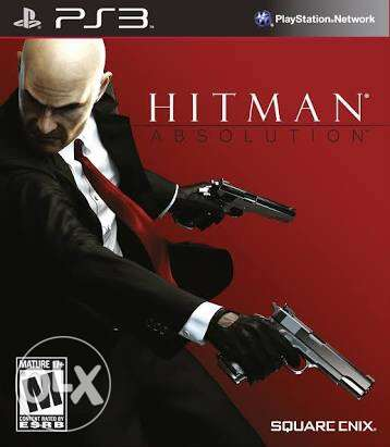 hitman absolution ps3 for sale