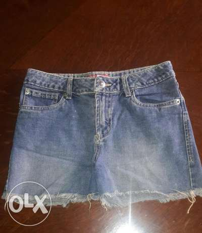 2 New Jeans shorts for girls