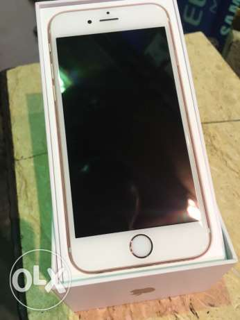 iphone 6s plus 64 giga gold كسر كسر زيرووو حلوان -  1