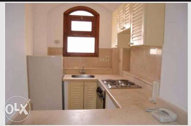 Studio for sale with lagoon view / El Gouna الغردقة -  2