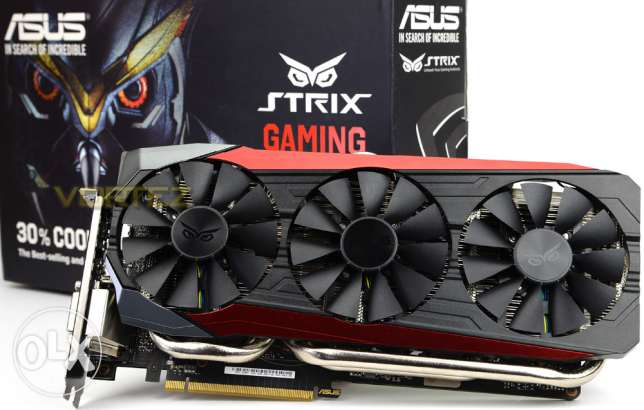 Asus Strix GTX 980ti OC Edition 6GB