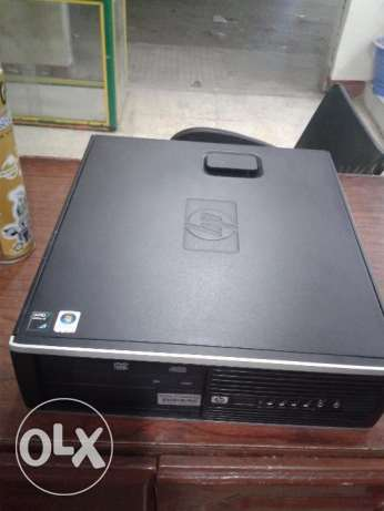 Hp x3 phenom 8g ram ddr3 hdd 320 شبرا -  1
