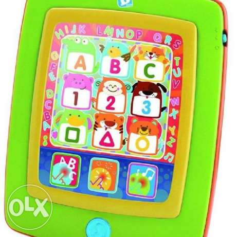 ABC Touch Pad