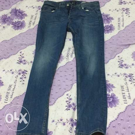 jeans Very good condition. المنصورة -  1