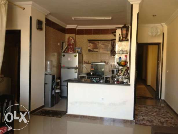 Flat in Inter-tal area, near Mamsha, with a sw. pool, 110m, 2 bedr الغردقة -  2