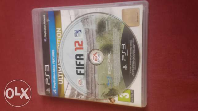 Fifa 2012 for ps3