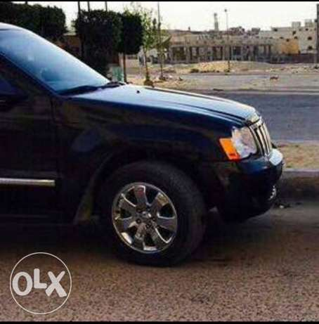jeep grand cherokee 2010 black