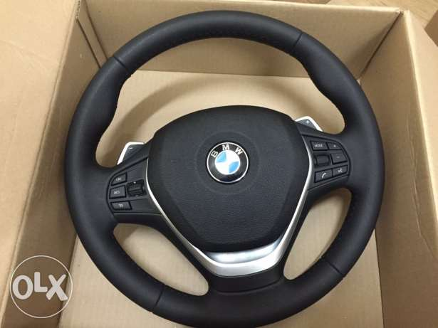 Steering wheel for Bmw F30 330 Lci