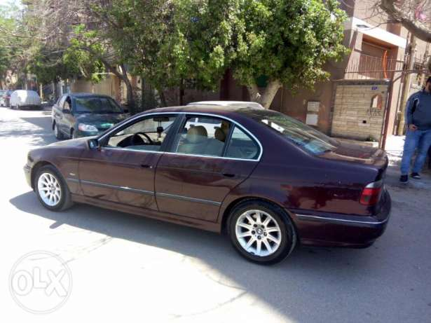 BMW 520i High Line very good condition