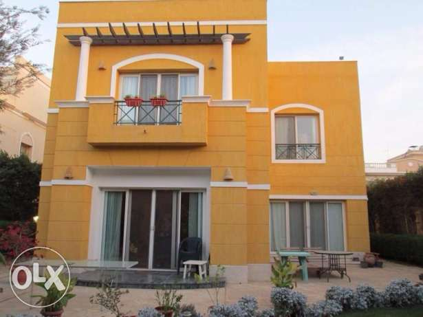 Standalone for sale in belle ville fully finished 550 M2