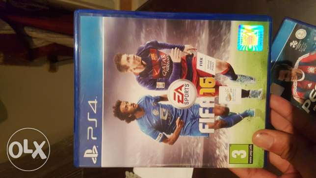 Fifa 16 for Ps4 تعليق عربي